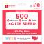 lt-10-Mo-Red-Pocket-Prepaid-Wireless-Phone-Plan-Kit-500-Talk-500-Text-500MB thumbnail 1