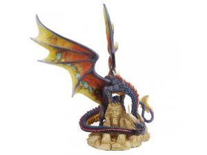 Khamseen Dragon Statue 801269126582