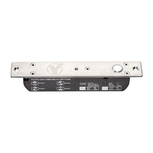 YLI YB700A Fail Safe Electric Bolt Lock Status Output Time Delay LED