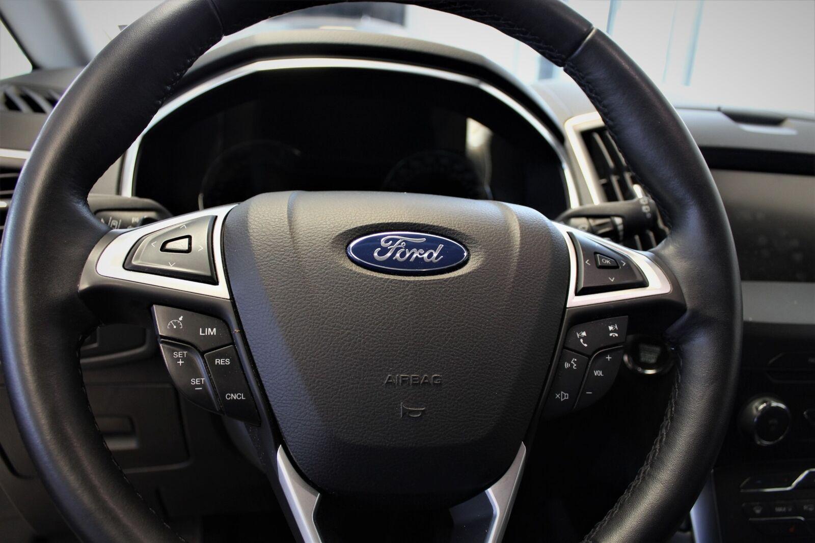 Ford S-MAX 2,0 TDCi 180 Titanium aut. 7prs - billede 6