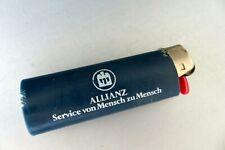 altes BIC Feuerzeug Lighter Sammlerstück 70 iger... Allianz ...   funktioniert