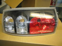 Holden Commodore Vt Vx Vu Vy Vz Ute Wagontaillights Black Wagon Tail Lights