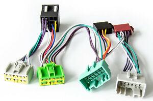 Radio-Adapter-Freisprechadapter-fuer-Volvo-S40-V40-S60-V70-S70-S80-Parrot-Burry