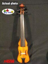 """Rare pochette violin 7 3/4"""",pocket violin,SONG Brand,nice warm sound #4556"""