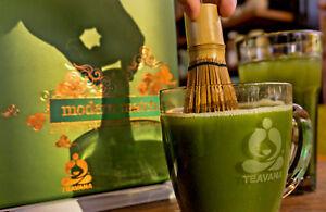New Teavana Organic Ceremonial Japanese Matcha Green Tea