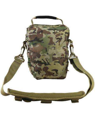 Kombat UK Hex Stop Explorer Shoulder Pack BTP Camo Backpack Recon Tactical