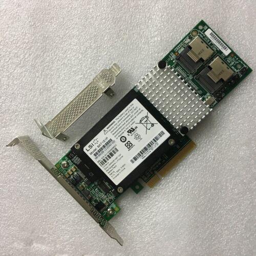 battery LSI MegaRAID SAS9261-8i CARD SAS2 6Gb SATA3 RAID 512MB iBBU08