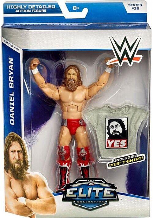 WWE Wrestling Elite Series 38 Daniel Bryan Action Figure