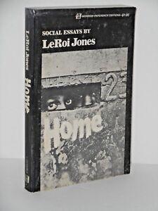 Home-Social-Essays-by-LeRoy-Jones-1968