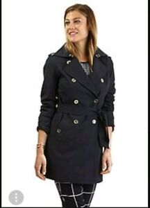 Breasted Nautica Trench Double Dame Coat HwqwgznEPW