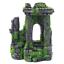 Moss-Covered-Roman-Ruin-Aquarium-Fish-Tank-Ornament-Decorations-Features thumbnail 2