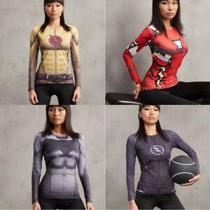 Fashion-Women-Men-Casual-T-Shirts-Boy-Girl-Funny-T-shirt-Tee-Tops-Superhero