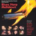 Blues Harp Meltdown by Mark Hummel (CD, Nov-2004, 2 Discs, Mountain Top Productions)