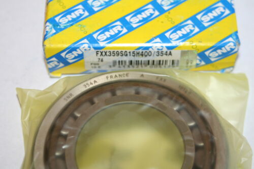 SNR FXX359SG15H400//354A Tapered Assembled Bearing * NEW * 354 Cup /& 359 Cone
