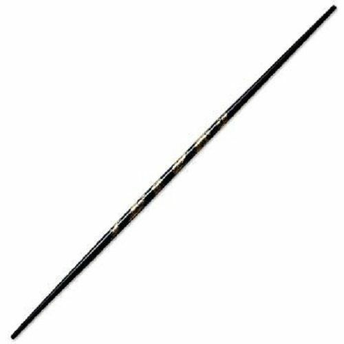 BLACK Dragon Competition Bo Staff Martial Arts Weapon Lightweight Karate 60/""
