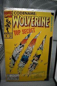 Wolverine-50-Die-Cut-Cover-Marvel-Comics-1992-Larry-Hama-amp-Marc-Silvestri-9-0
