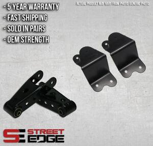 "Belltech 73-17 Chevy Silverado GMC Sierra Half Ton 1//2/"" Rear Lift Shackle Set"