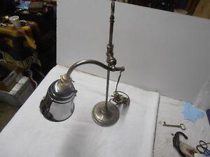 Lampe De Bureau Ancienne Atelier Usine Ebay