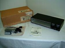 (NIB) BLACK BOX MEDIA CONVERTER CHASSIS - 16, w / 2 POWER MODULES.