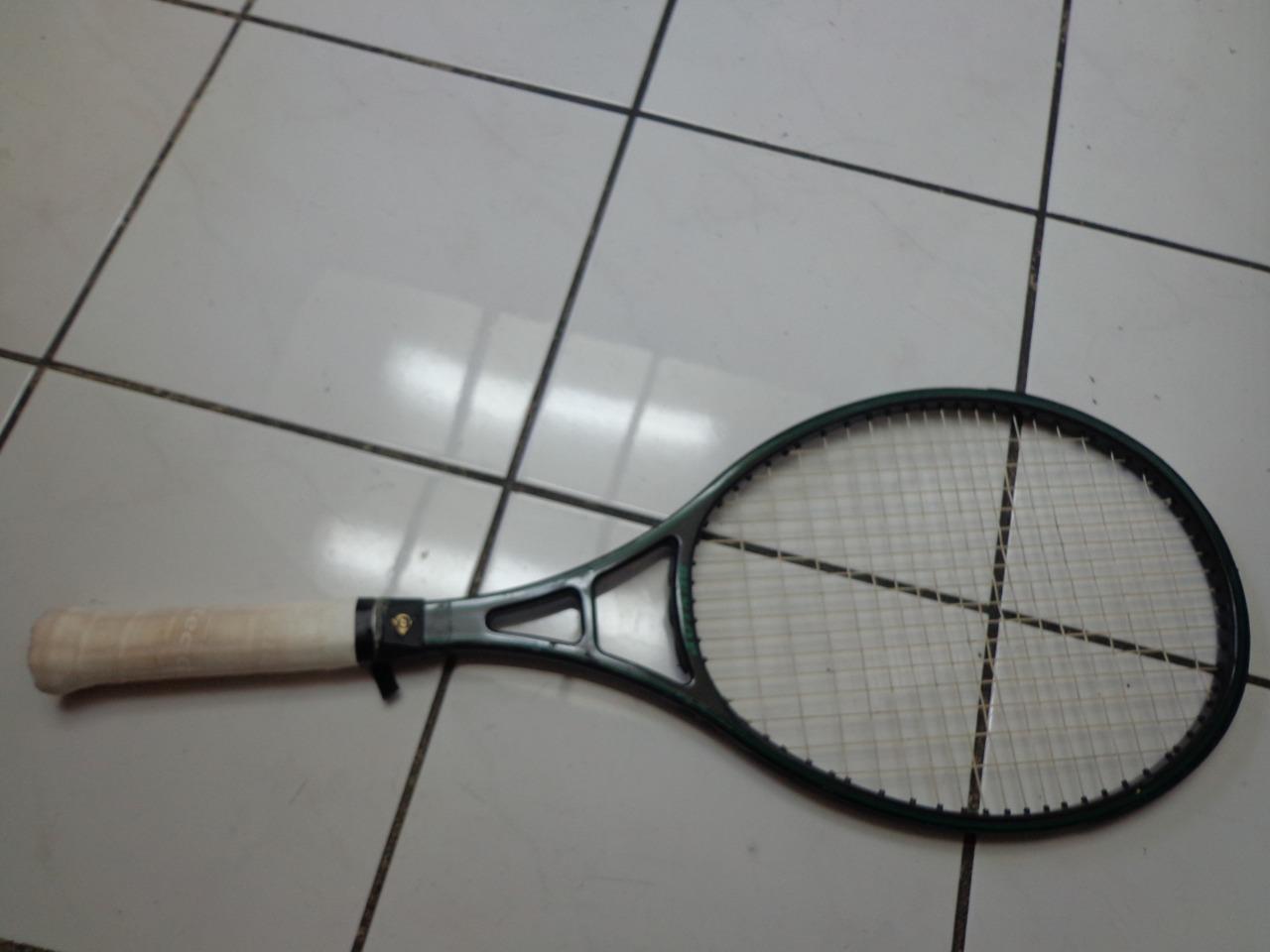 Dunlop Raro John McEnroe GRPAHITE 90 4 1 2 Grip Tenis Raqueta