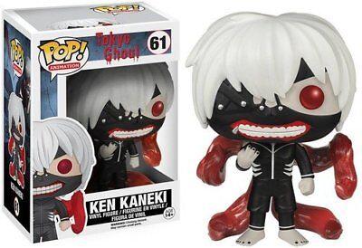 Ken Kaneki Vinyl Figure Item #6371 Tokyo Ghoul Funko Pop Animation