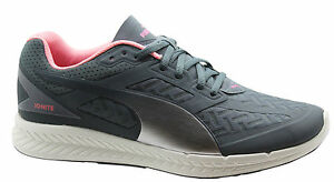 03 Shoes Sports Grey Powercool 188078 Ignite Puma Running Trainers D117 Womens HZZqpU