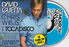 CD CARDSLEEVE DAVID GUETTA/CHRIS WILLIS 2T tomorrow can wait DE 2007 NEUF