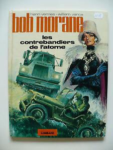 EO-bel-etat-Bob-Morane-18-les-contrebandiers-de-l-039-atome-1974-Vance-Vernes