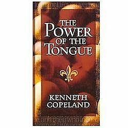 Details about NEW - The Power of the Tongue by Kenneth Copeland