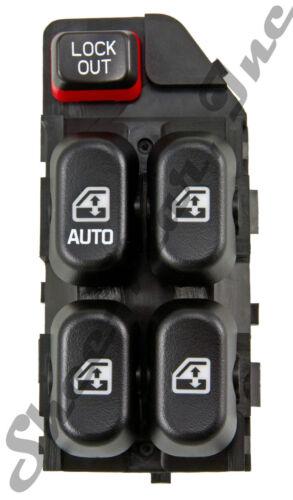 SM1744 Master Electric Power Window Switch 1995-2001 Lumina  4 door