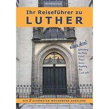 Ihr Reisefuhrer Zu Luther by Martina Hinzmann (Paperback / softback, 2017)