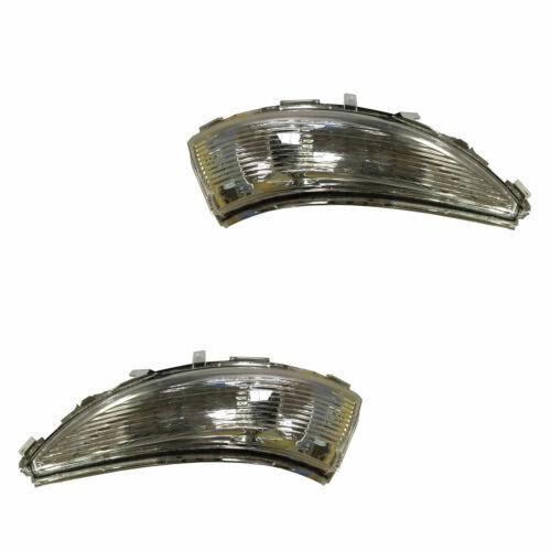 2 CLIGNOTANT RETROVISEUR RENAULT CAPTUR 1 CLIO 4 APRES 11//2012 DROIT GAUCHE