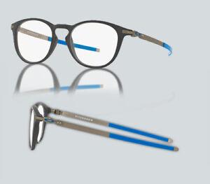 7e5a8a3160 New Oakley OX 8105 PITCHMAN R 810505 Satin Pavement Eyeglasses ...