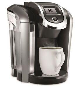 Keurig 20 K475 Plus Coffee Brewing System Black 611247356234 Ebay