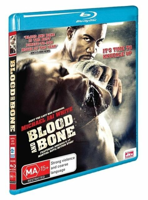 Blood And Bone (Blu-ray, 2010)