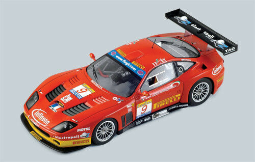 Ferrari F575 GTC  9  Winner FIA GT Estoril  2003 (rougeline 1 24   24RL005)
