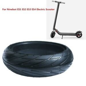 Rubber-Front-Rear-Tire-Wheel-Tyre-For-Ninebot-Segway-ES1-2-3-4-Electric-Scooter