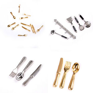 12PCS-Mini-Dollhouse-Miniature-Scene-Model-Doll-House-Accessories-Knife-ForDLUK