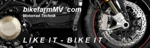 25mm Jack Up Kit RAC Heckhöherlegung Honda VFR 1200 X XD Cross Tourer SC70 SC76