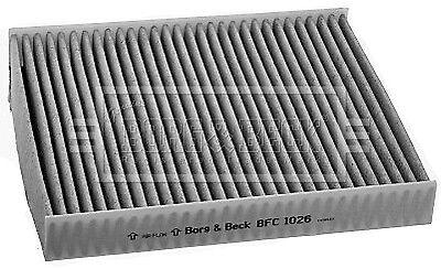Saab 9-5 YS3G 2.0 TiD MANN Carbon Cabin Pollen Interior Air Filter