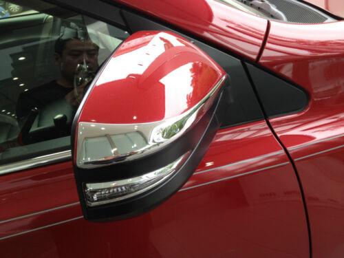 MIT TOYOTA HIGHLANDER 2014-2015 outside view door mirror cover trim-chrome
