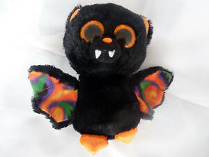 "6/"" TY Beanie Boo 2018 New With Tag Halloween Beastie the Bat Plush Stuffed Toys"