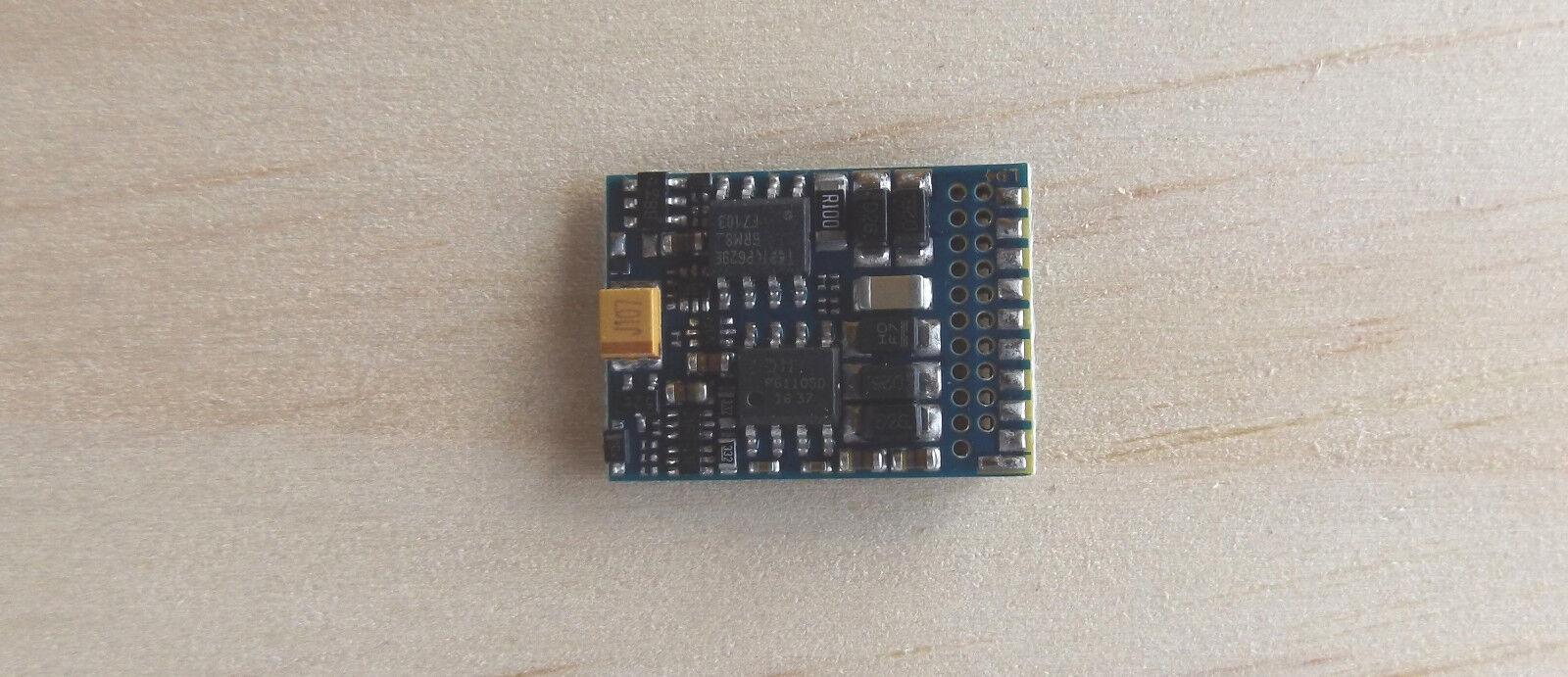 ESU 54614 LokPilot V4.0 Premium Digital Decoder 21MTC