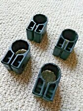 SET OF 4 GENUINE NEW YAKIMA SNAP AROUND MIGHTY MOUNT CLAMPS SNAR ROUND CURRENT