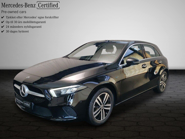 Mercedes A250 e 1,3 Advantage aut. 5d - 384.900 kr.
