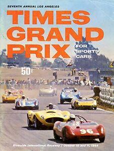 1964-Parnelli-Jones-Wins-Los-Angeles-Time-Grand-Prix-Race-Program-Riverside