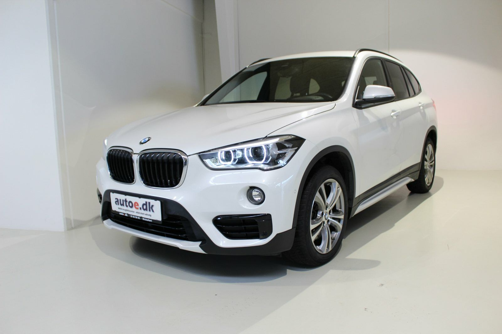 BMW X1 2,0 xDrive20d aut. 5d - 379.800 kr.
