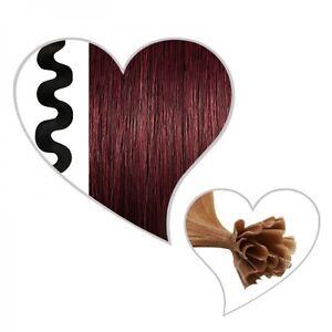 25-ondule-meches-Bourguignon-32-55-cm-Indien-Cheveux-Ondule-55CM