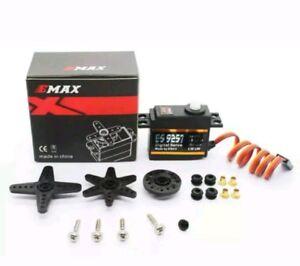 Emax 9257 Haute Vitesse Hi Torq Nylon Gear Digital Servo Pour Trex 500/450 Queue.-afficher Le Titre D'origine