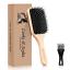 Hair-Brush-Sosoon-Boar-Bristle-Paddle-Hairbrush-for-Long-Thick-Curly-Wavy-amp thumbnail 1